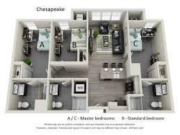 hillside floor plans suny off cus housing hillside commons student apartments in