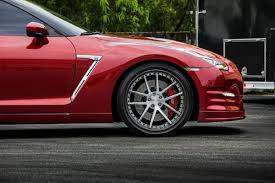 nissan gtr wrapped red 2016 regal red nissan gtr premium 6 400 miles modified by titan