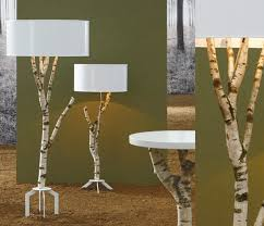 Tree Floor L Birch Floor Ls A Way To Bring Th Outside In While