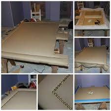 diy tutorial how to make your own upholstered headboard