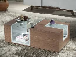 Wood Glass Coffee Table 9 Ideas Of Square Wood And Glass Coffee Table