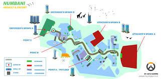 Health Map Joe Iz Gaming Blog Overwatch Numbani Top View Map Layout U0026 Health
