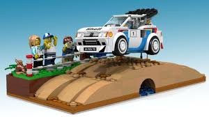 lego ford set we need this flying group b peugeot lego set right now