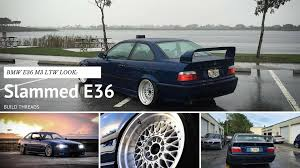 bmw e36 stanced slammed bmw e36 youtube