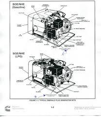100 honda 6500is generator manual enclosure exhaust for