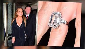 carey wedding ring taking a closer look at carey s stunning engagement ring