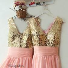 coral and gold bridesmaid dresses coral bridesmaid dresses sequins bridesmaid dress gold sequins