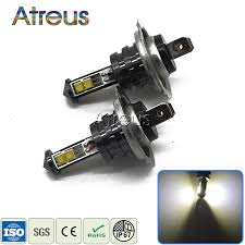 aliexpress buy newest 2pcs car transformers h7 led white