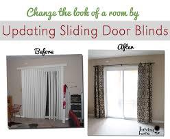 patio doors how to install vertical blinds for patio door