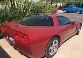 1999 chevrolet corvette for sale 1999 chevrolet corvette in scottsdale arizona stock number a165872u