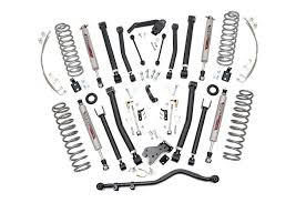 lift kit for 2007 jeep wrangler unlimited 6in x series suspension lift kit for 07 17 jeep jk wrangler