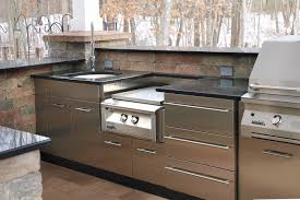 danver outdoor kitchen latest cabinetry danver stainless steel