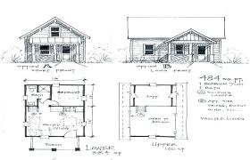 cabin with loft floor plans small cabin plans with loft gllery small cabin house plans loft
