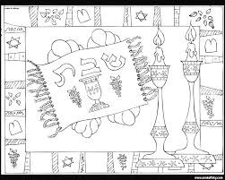 redoubtable shabbat coloring pages 11 shabbat shalom coloring page