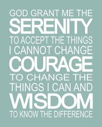 Serenity Prayer Meme - the serenity prayer in action fill yer hands