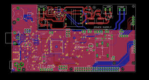 Arduino Map Custom Arduino Mega Pcb Eagle Cad By Iroshana Herath On Guru