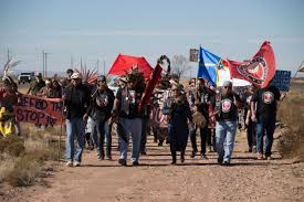 native plant society of texas what the resistance at standing rock means for a world wrapped in