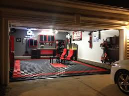floor design fetching garage decoration with black and gallery floor design fetching garage decoration with black and gallery ideas pictures gorgeous for grey red race deck tile mount wall cabinets great