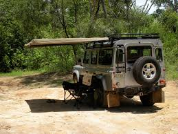 Retractable 4wd Awnings Legless Awnings For 4wd Hannibal Safari Equipment