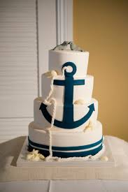 nautical themed wedding cakes nautical wedding nilsa joshua at the lauderdale yacht club