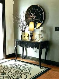 entry way table decor foyer table decorating ideas foyer table decor ideas entrance table