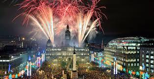 all inclusive new year s hogmanay trip to edinburgh black
