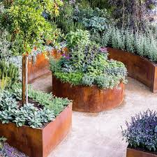 Planter Garden Ideas 33 Best Built In Planter Ideas And Designs For 2018
