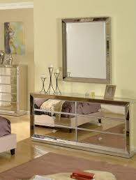Silver Mirrored Bedroom Furniture T1803 Furniture Import U0026 Export Inc