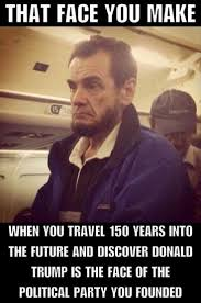Real Funny Memes - for real i have a great uncle who is an abe lincoln impersonator