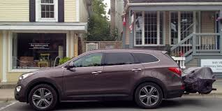 2013 hyundai santa fe xl review suv review 2013 hyundai santa fe xl limited awd driving