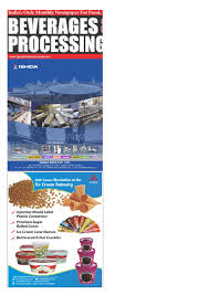 beverages u0026 food processing times march 2015 by advance info media