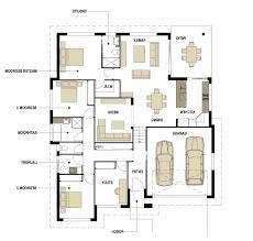 split level floor plan ranch home floor plans inspirational split level no garage awesome