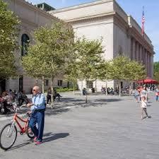 david h koch plaza at the metropolitan museum of art by olin