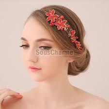 serre tãªte mariage coiffure mariage serre tête mariage accessoire cheveux forme fleur