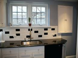 tiles black and white moroccan tile backsplash black and white