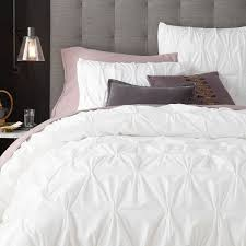 Her Side His Side Comforter Best 25 White Duvet Ideas On Pinterest White Bed Comforters