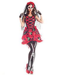 Dia De Los Muertos Costumes Skeletons U0026 Day Of The Dead Womens Costumes Spirithalloween Com