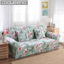 housse universelle canapé motif floral stretch housse de canapé universel canapé housses pour