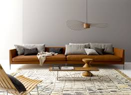 Leather Sofa In Living Room Living Room Trends Designs And Ideas 2018 2019 Interiorzine