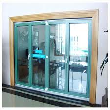 Vented Exterior Door Aluminum Folding Vented Exterior Door Exterior Aluminium Folding Doors