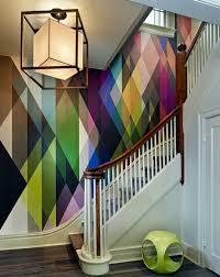 kreative wohnideen kreative wohnideen geometrische abdrucke im innendesign