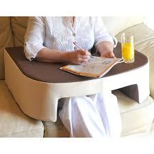 tablette pour canapé ergolipse confort assis dans le canapé ou le lit de catalipse