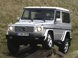 mercedes jeep convertible mercedes benz g klasse ii w463 suv 3 doors exterior u0026 interior