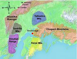 Map Of Anchorage Alaska by Anchorage A Municipality Situated In The Heart Of The Wilderness