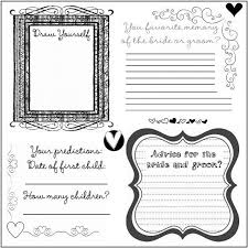 wedding guest book pages guest book templates pictures inspiration exle resume