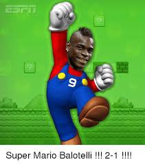 Mario Balotelli Meme - 9 super mario balotelli 2 1 super mario meme on me me