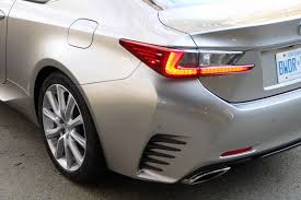 lexus rc awd car review 2015 lexus rc350 awd driving