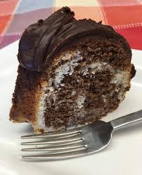 marble bundt cake with chocolate glaze old farmer u0027s almanac