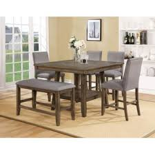 dining room sets for 6 dining room dining room sets manning 2731 6 pc counter height