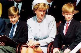 how princes william and harry u0027s devastating diana documentary came